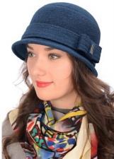 Шляпа Д-251/1 Сапфир, синяя