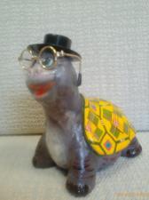 Фигурка-Черепаха.
