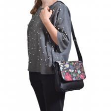 Женская сумка /цветы